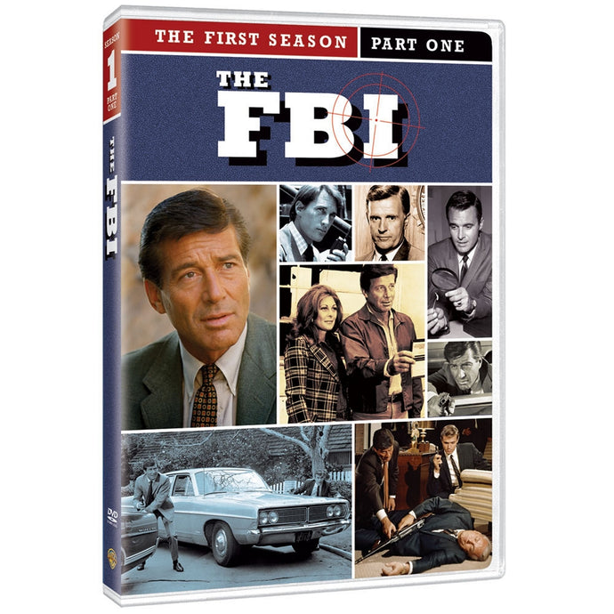 The FBI: The First Season, Part One DVD