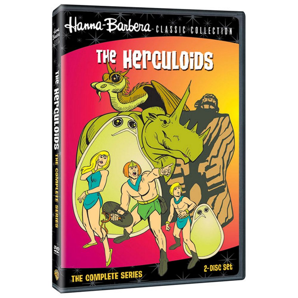 The Herculoids (The Complete Series) (DVD)