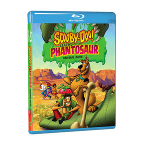 Scooby-Doo! Legend of the Phantosaur (BD)
