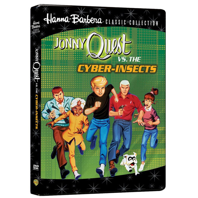 Jonny Quest vs. The Cyber Insects (DVD)