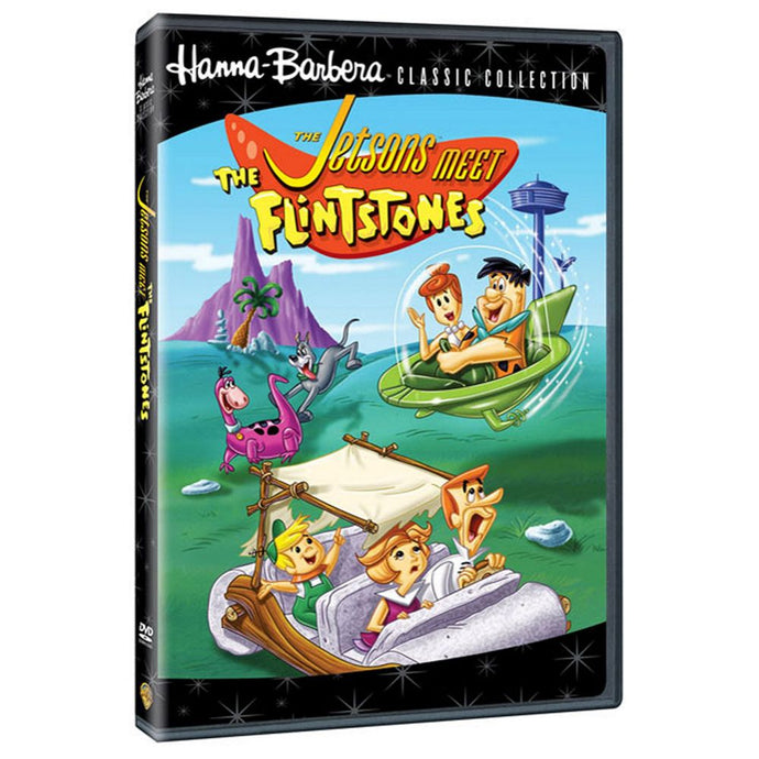 The Jetsons Meet The Flintstones (DVD)
