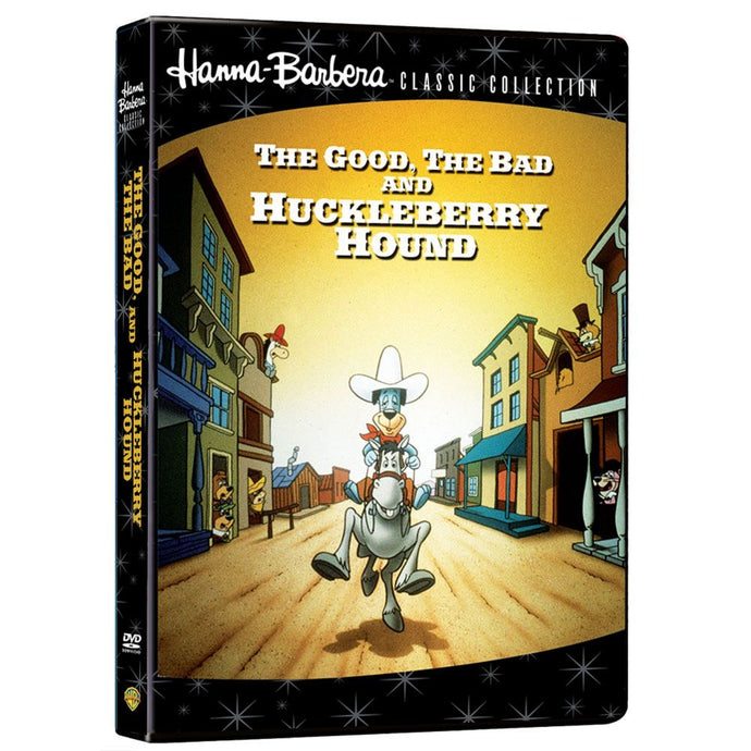The Good, the Bad, and Huckleberry Hound (DVD)