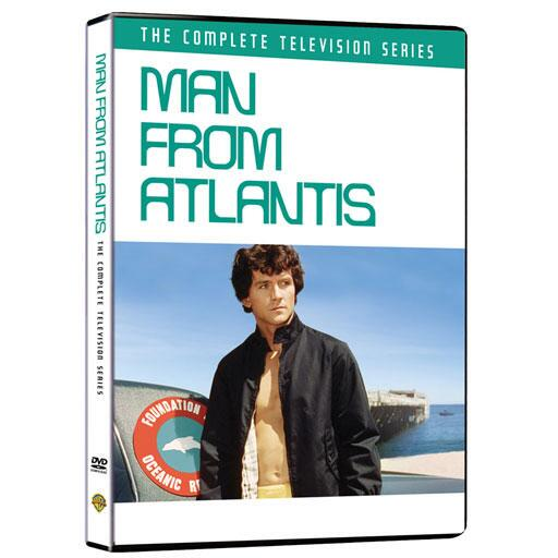 Man from Atlantis: The Complete Television Series