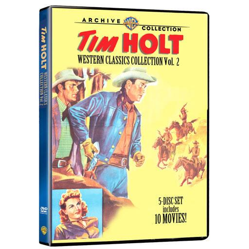 Tim Holt Western Classics Collection Vol. 2