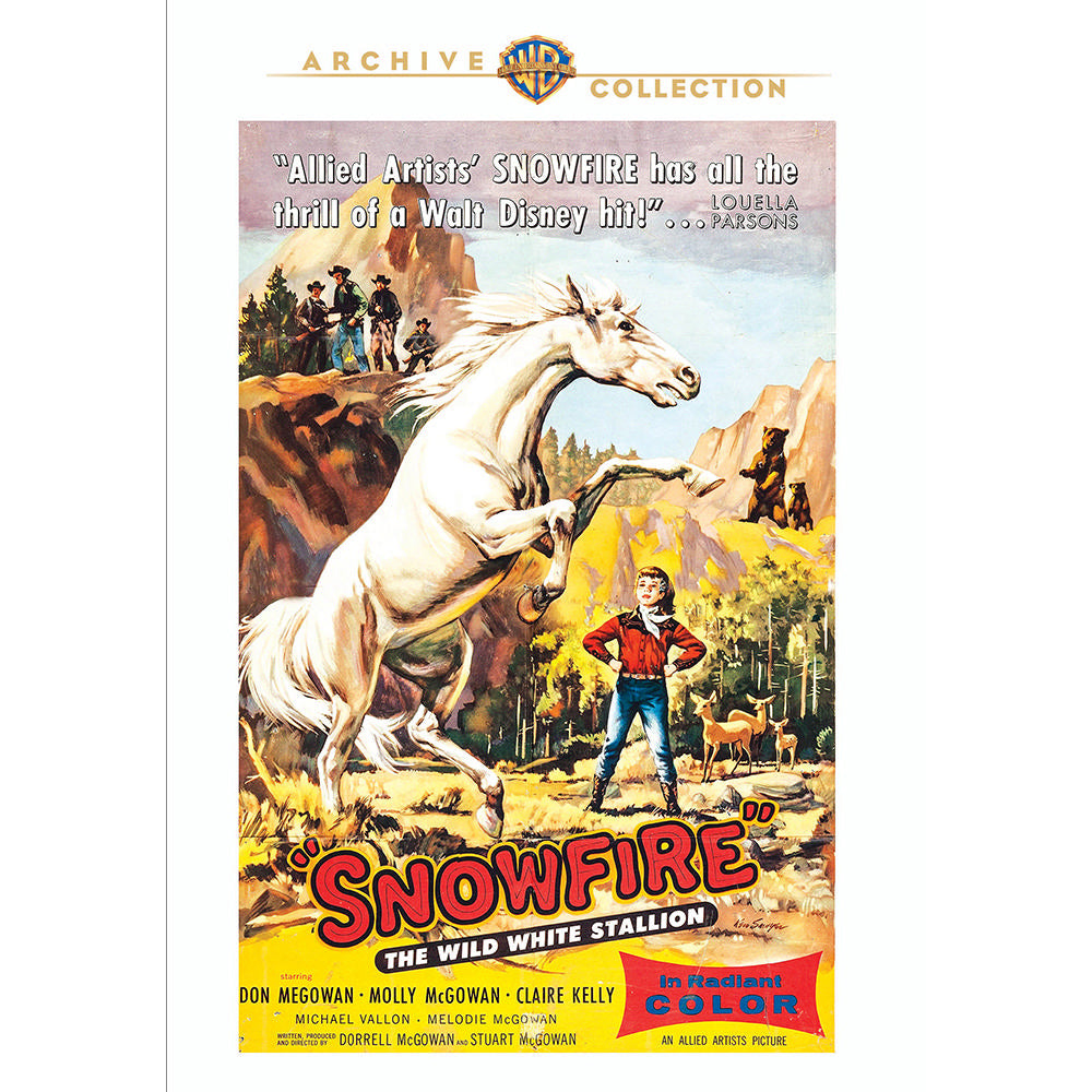 Snowfire (1958)