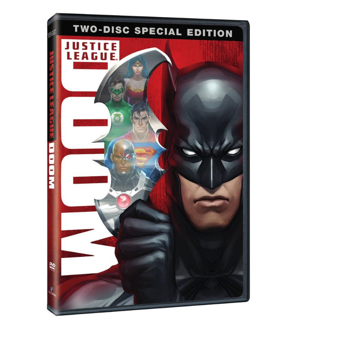 Justice League: Doom (Two-Disc Special Edition) (DVD)