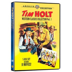 Tim Holt Western Classics Collection Vol. 3