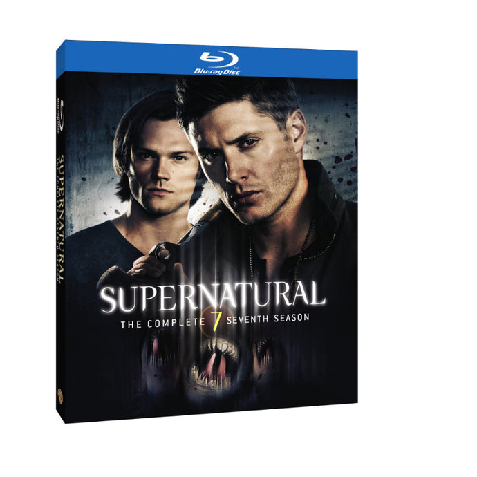 Supernatural: The Complete Seventh Season (BD)