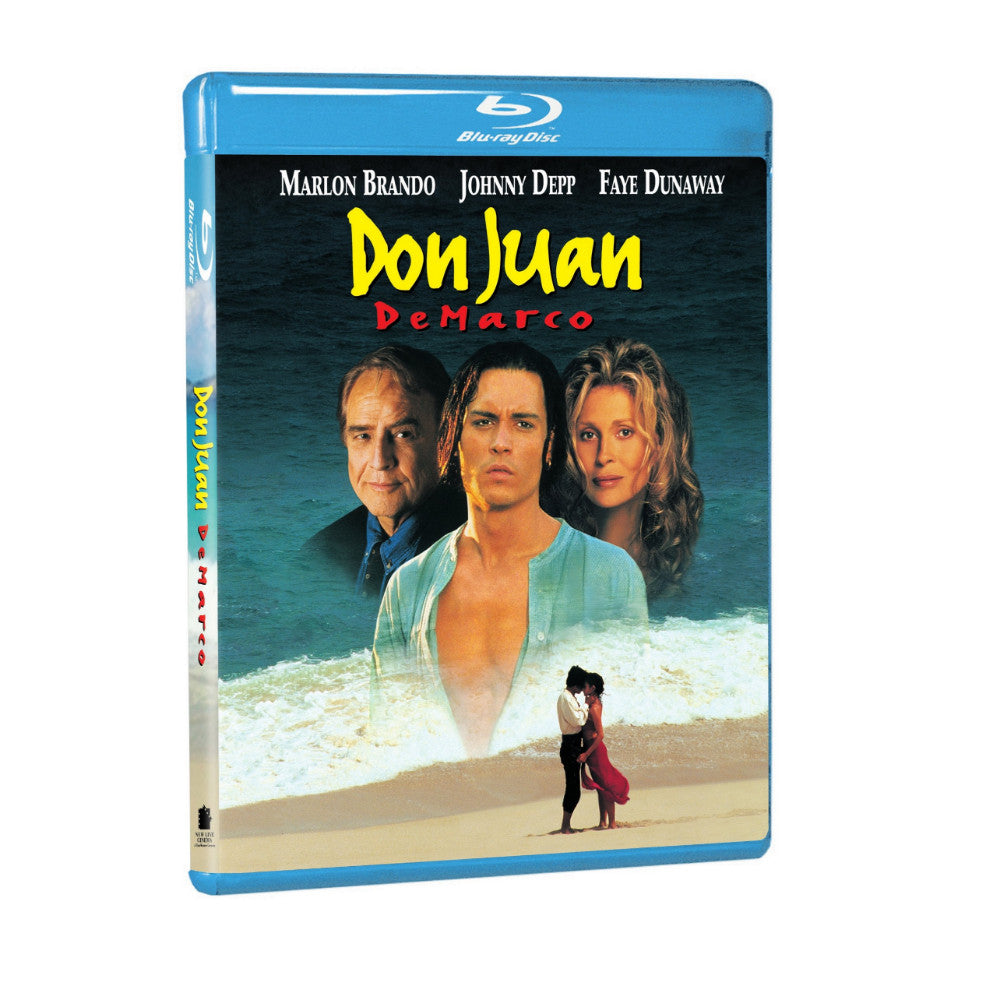 Don Juan DeMarco (BD)