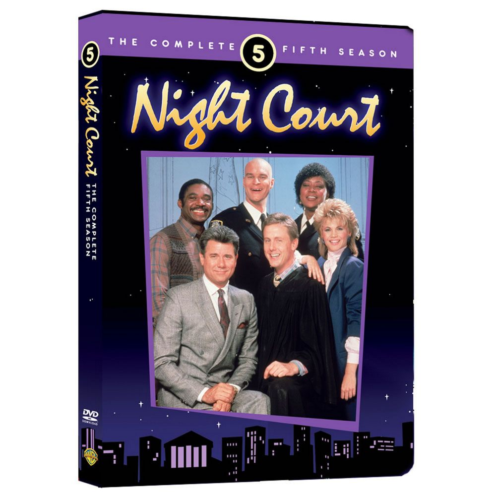 Night Court: The Complete Fifth Season (MOD)