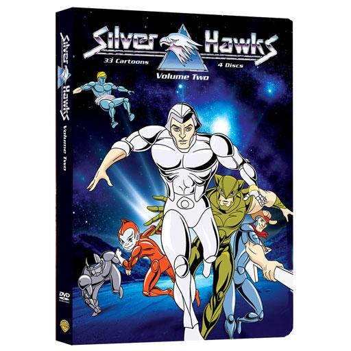 SilverHawks Volume Two