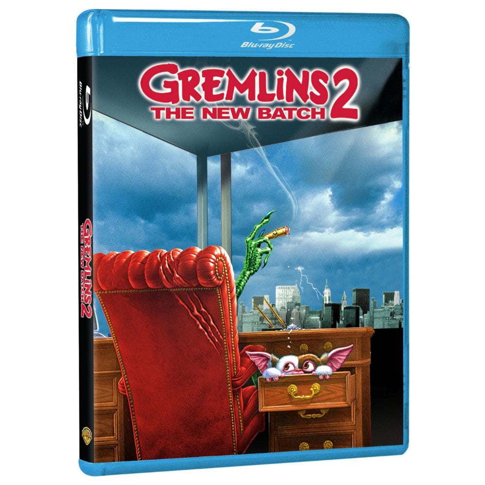 Gremlins 2: The New Batch (BD)