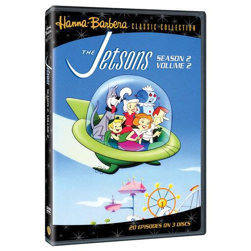 The Jetsons: Season Two, Volume Two