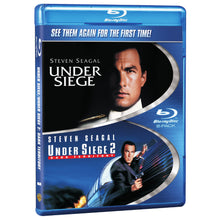 Under Siege / Under Siege: Dark Territory (2-Pack) (BD)