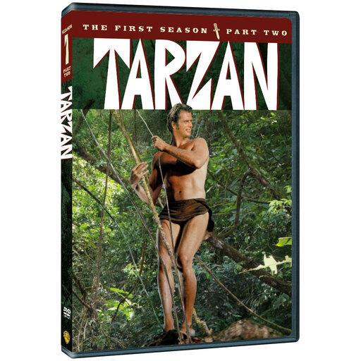 Tarzan - Season One: Part Two