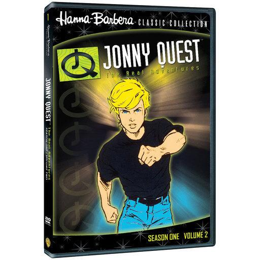 The Real Adventures of Jonny Quest: Season 1 Volume 2