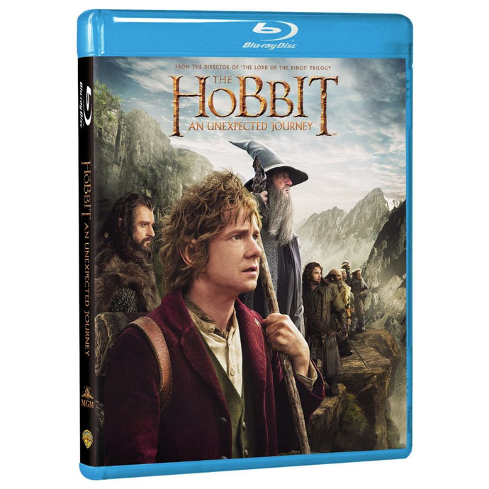 The Hobbit: An Unexpected Journey (BD)