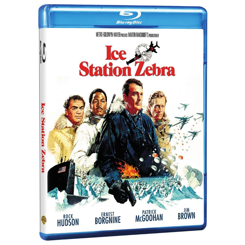 Ice Station Zebra (BD)