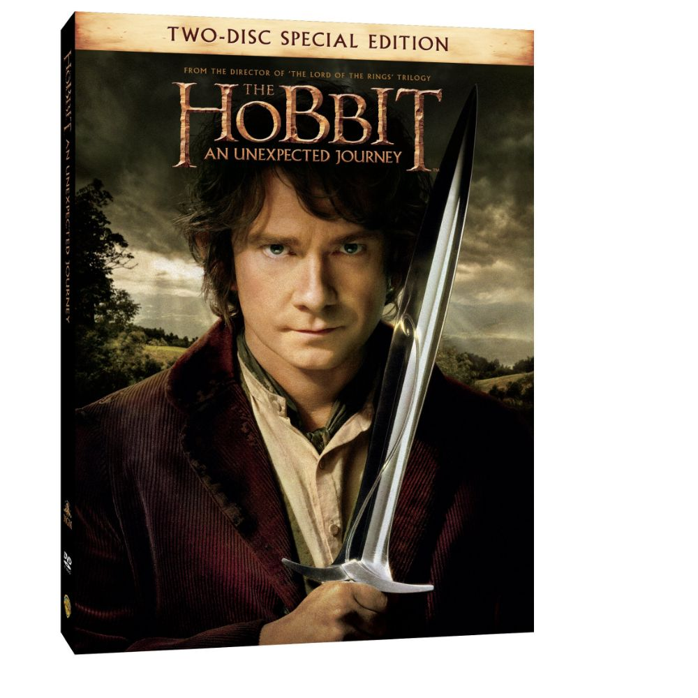 The Hobbit: An Unexpected Journey (Two-Disc Special Edition) (DVD)