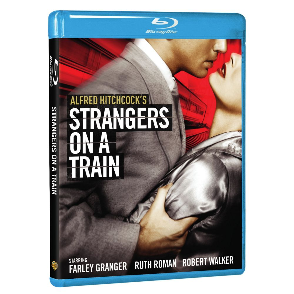 Strangers on a Train (BD)