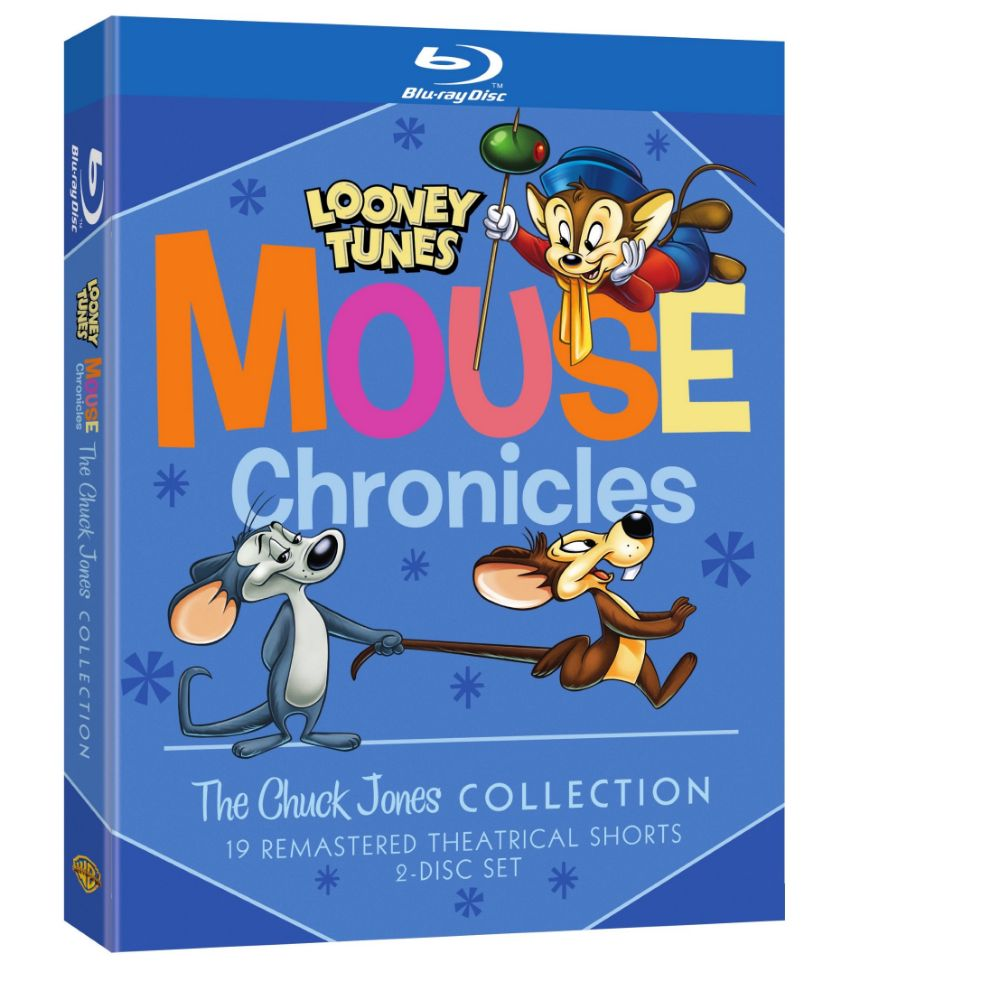 Looney Tunes Mouse Chronicles: The Chuck Jones Collection (BD)