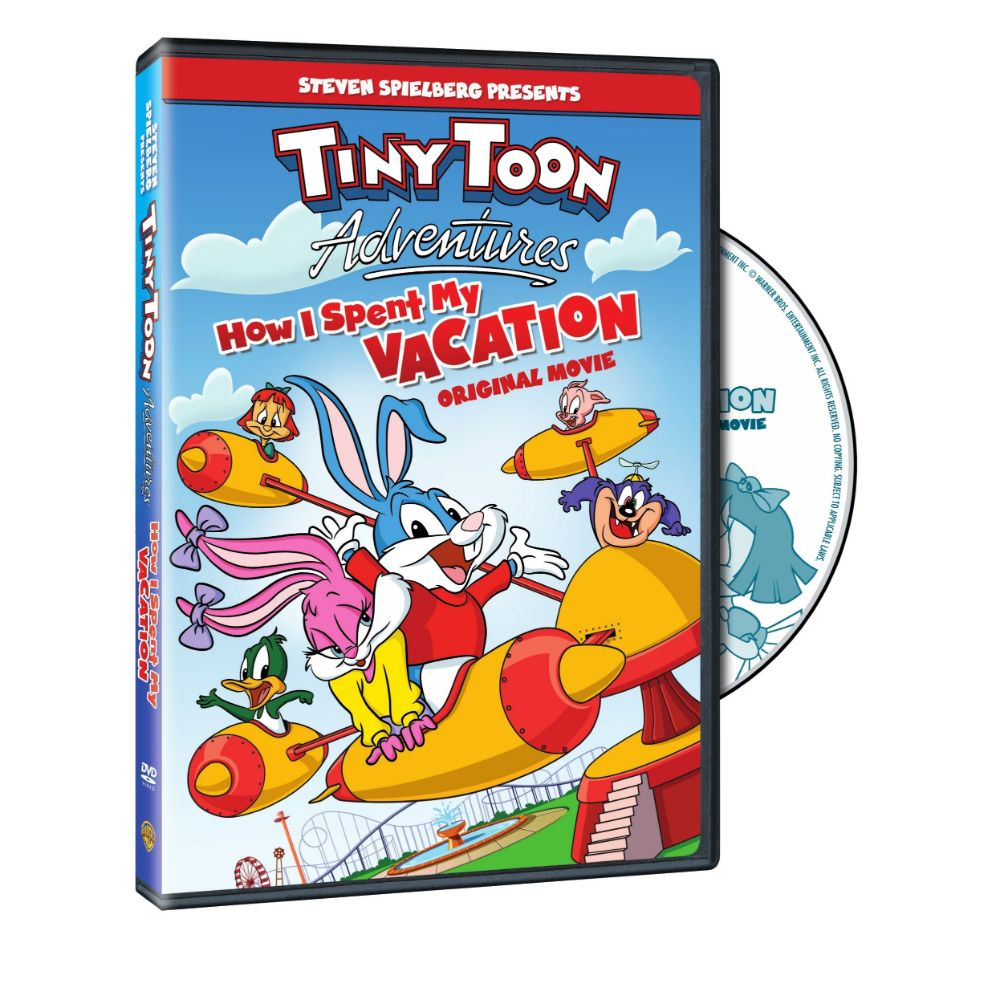 Tiny Toon Adventures: How I Spent My Vacation (DVD)