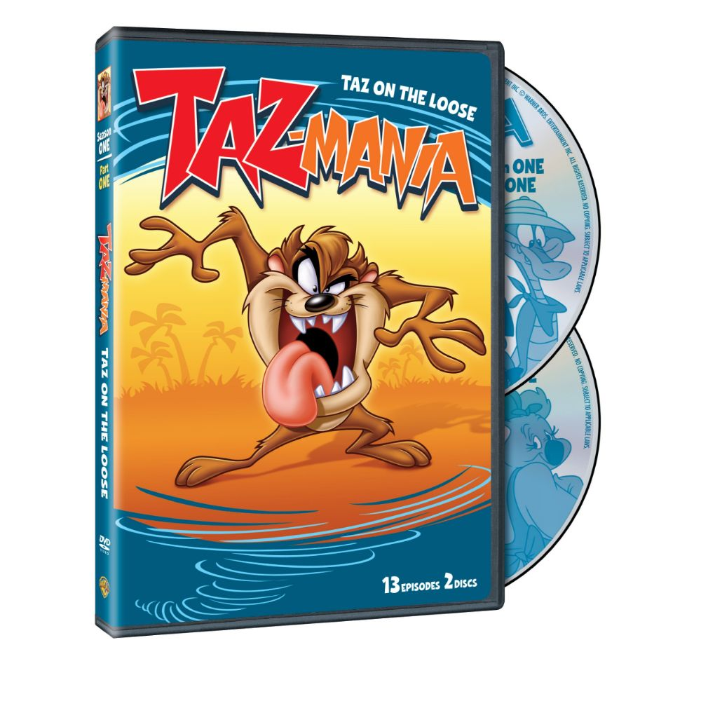 Taz-Mania: Taz on the Loose- Season One, Vol. 1 (DVD)
