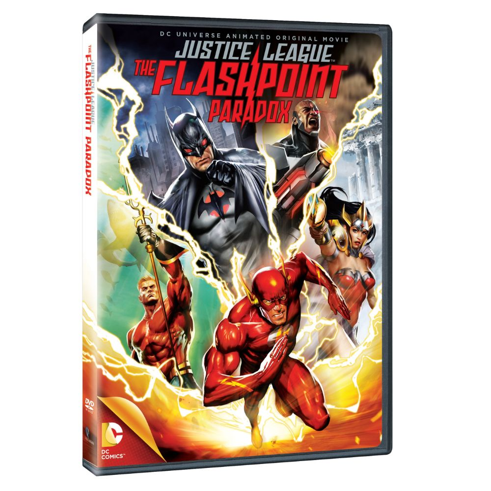 Justice League: The Flashpoint Paradox (DVD)