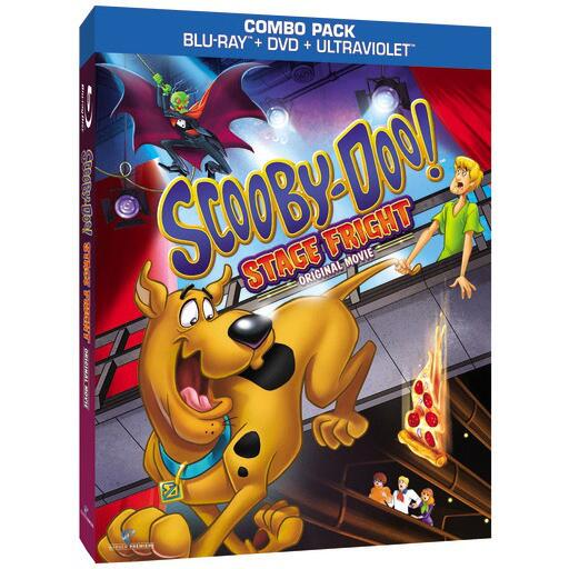 Scooby-Doo! Stage Fright (BD)