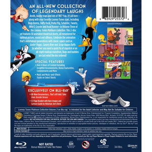 Looney Tunes: The Platinum Collection Volume 3 (BD)