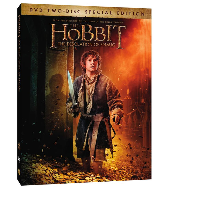 The Hobbit: The Desolation of Smaug (Two-Disc Special Edition) (DVD)