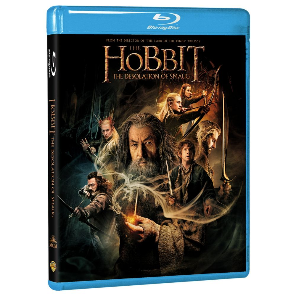 The Hobbit: The Desolation of Smaug (BD)