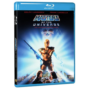 Masters of The Universe (25th Anniversary) (BD)
