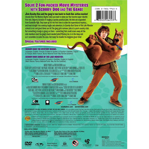 Scooby-Doo! Mystery Double Feature: (The Mystery Begins / Curse of the Lake Monster) (DVD)