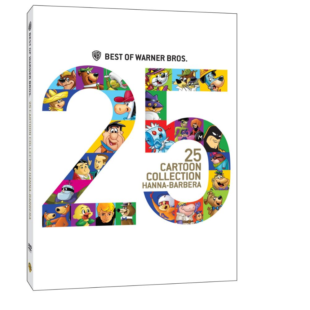Best of Warner Bros. 25 Cartoon Collection: Hanna-Barbera (DVD)