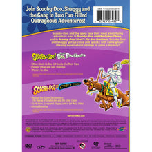 Scooby-Doo: (Scooby-Doo & the Cyber Chase / Scooby-Doo Meets the Boo Brothers) (Double Feature) (DVD)