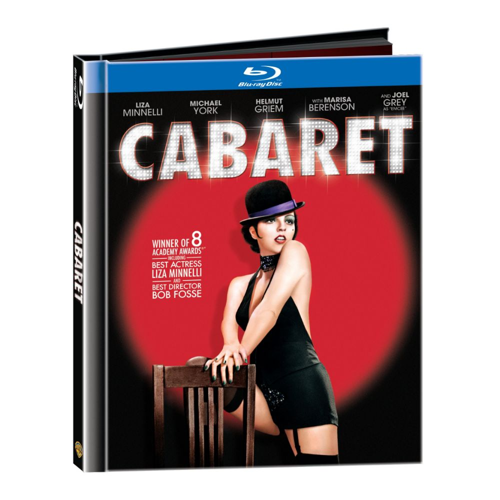 Cabaret (Blu-ray Book) (BD)
