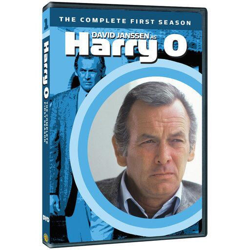 Harry O - The Complete First Season