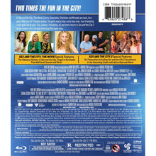 Sex and the City / Sex and the City 2 (Double Feature) (BD)