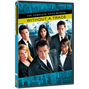 WITHOUT A TRACE™: The Complete Fifth Season