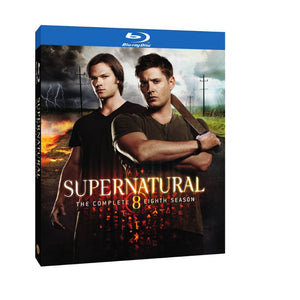 Supernatural: The Complete Eighth Season (BD)