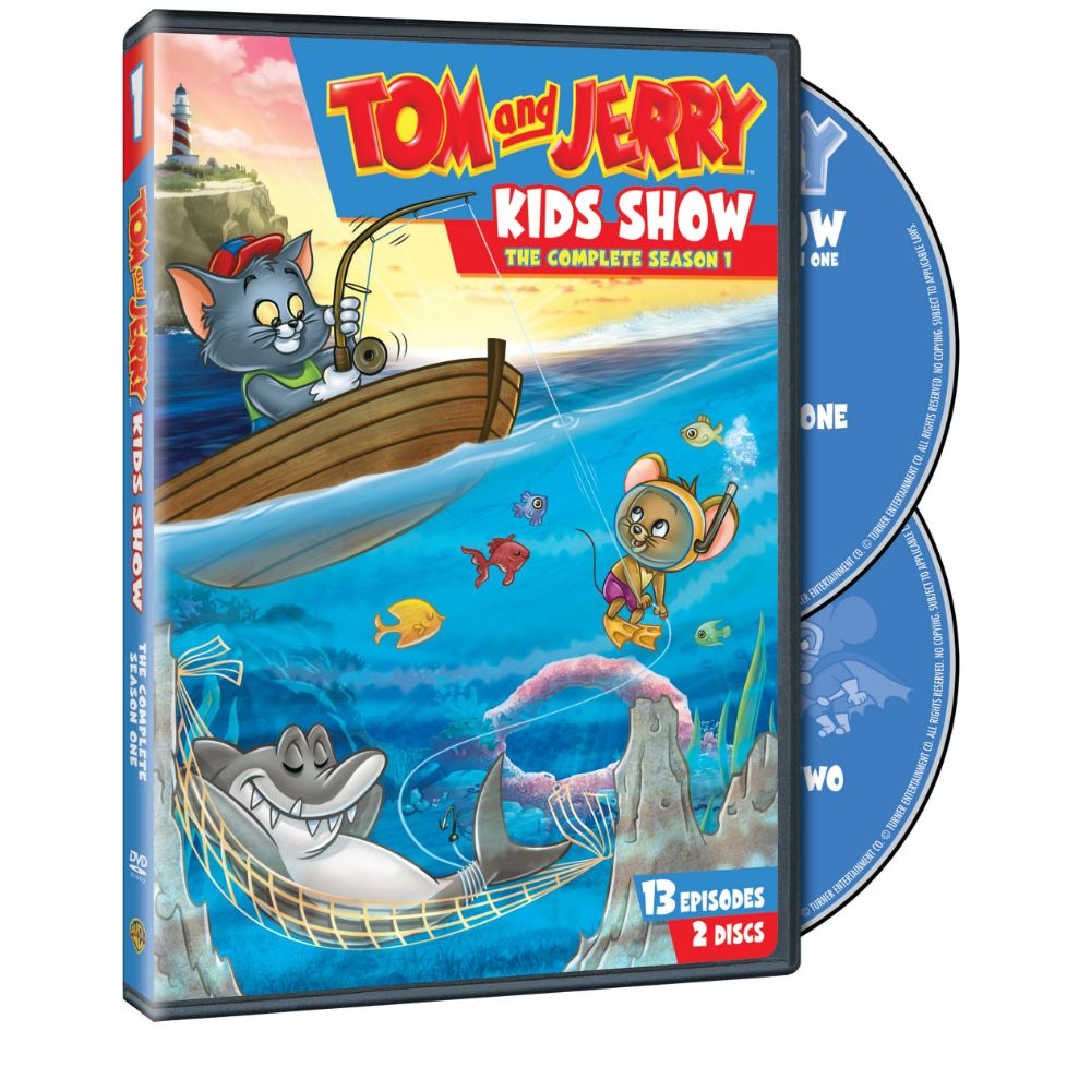 Tom and Jerry Kids Show: The Complete First Season (DVD)