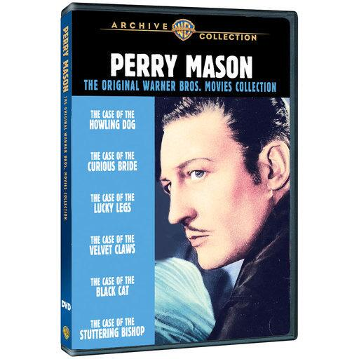 Perry Mason: The Original Warner Bros  Movies Collection
