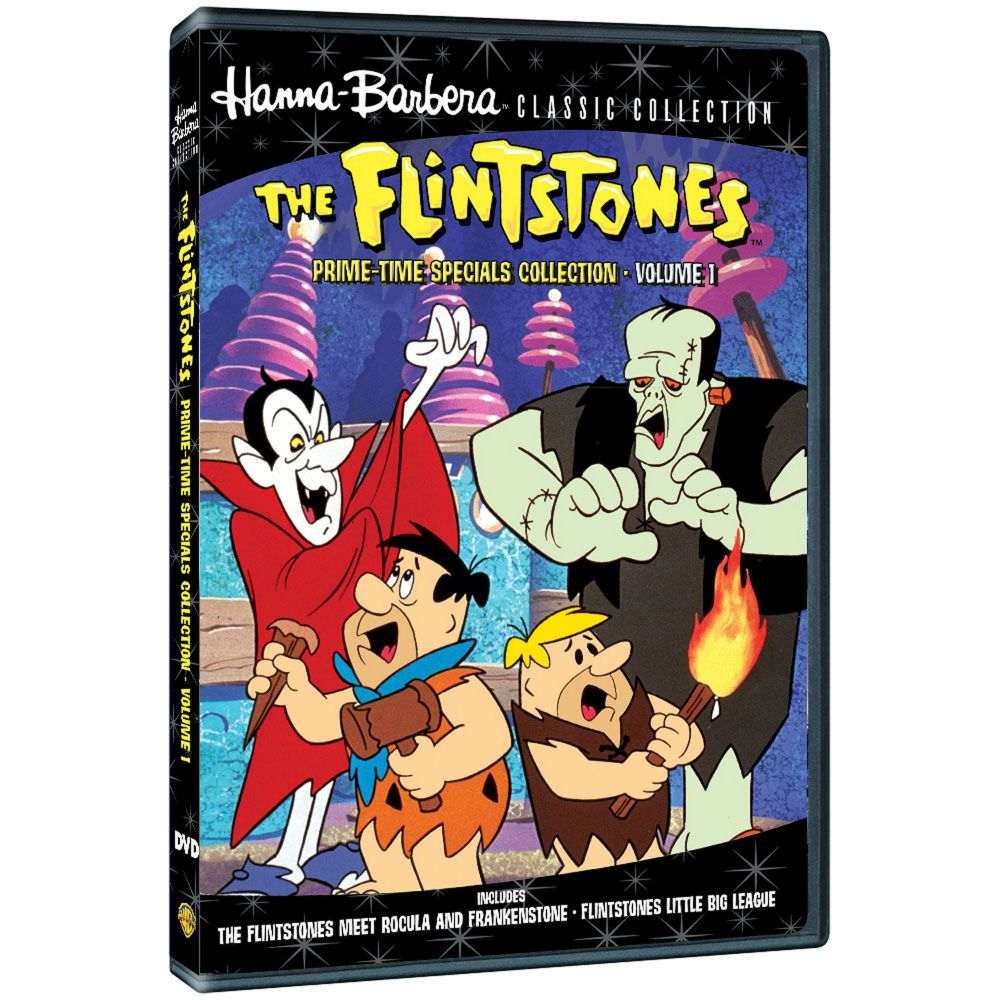 The Flintstones: Prime-Time Specials Collection - Volume 1 (DVD)