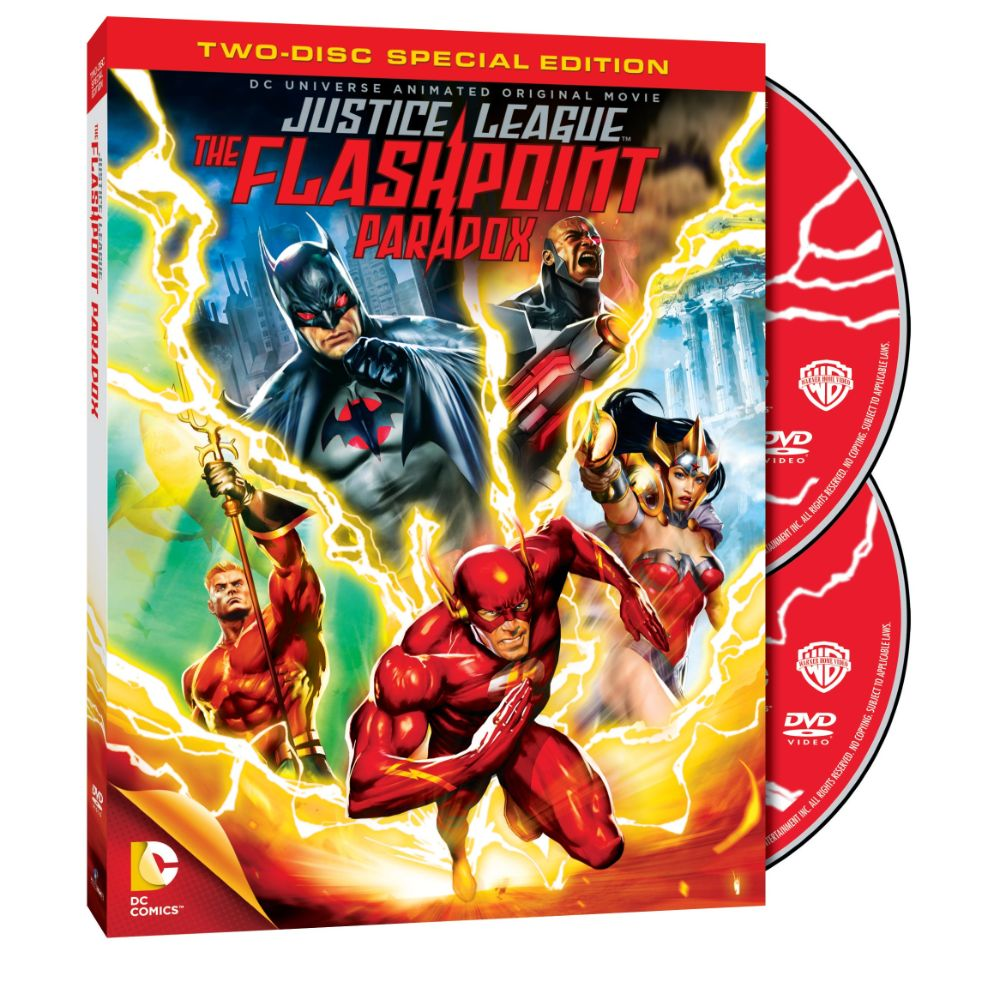Justice League: The Flashpoint Paradox (Two-Disc Special Edition) (DVD)