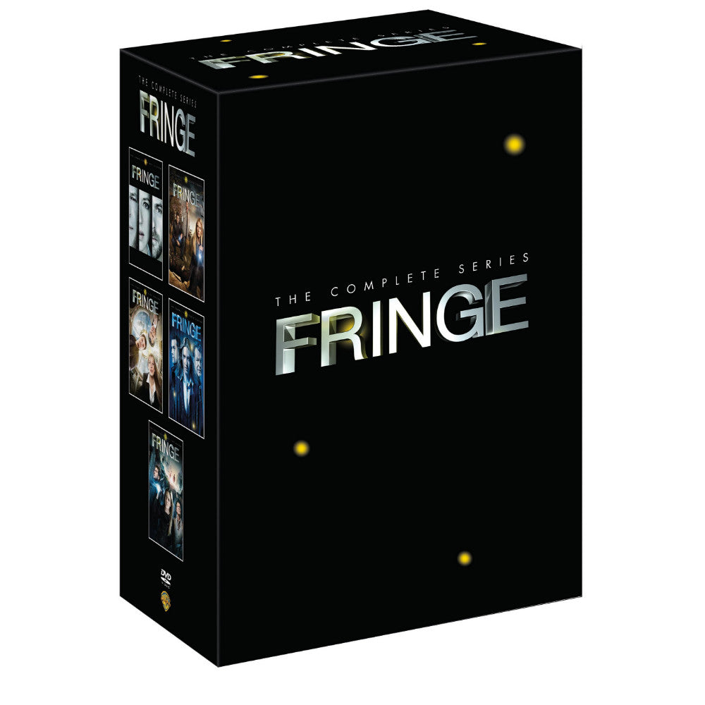 Fringe: The Complete Series (DVD)
