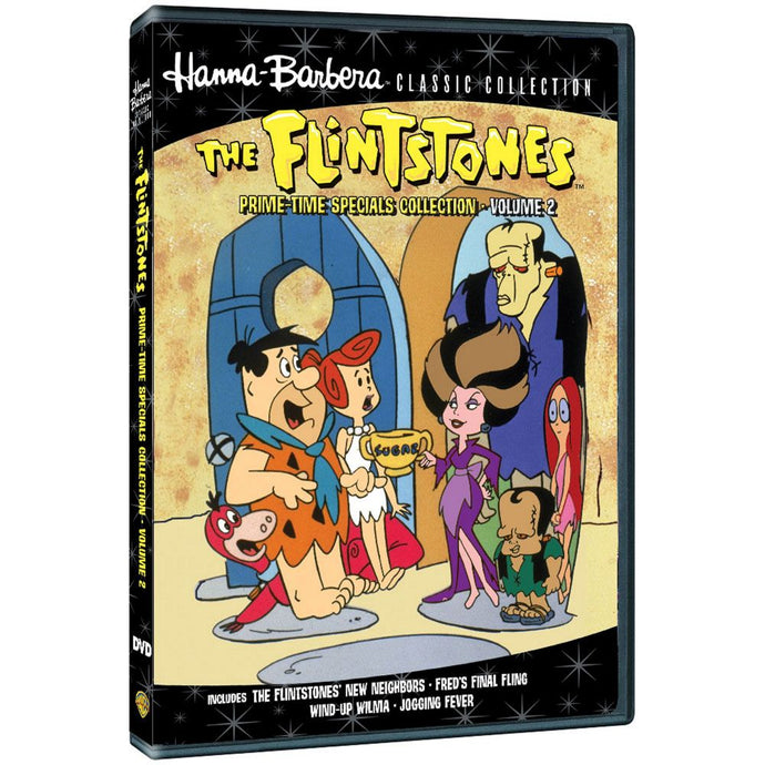 The Flintstones: Prime-Time Specials Collection - Volume 2 (DVD)