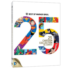 Best of Warner Bros. 25 Cartoon Collection: DC Comics (DVD)