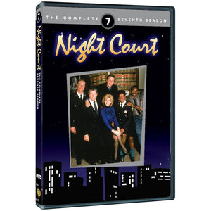 Night Court: The Complete Seventh Season