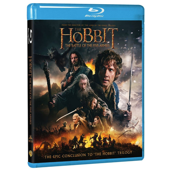 The Hobbit: The Battle of the Five Armies (BD)